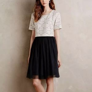 NEW Anthropologie Weston Wear Size M petite Laced